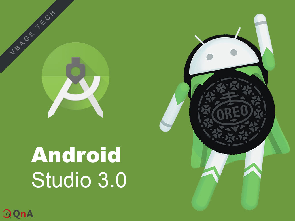 Android Studio 3.0 Update